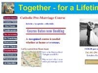 Catholic Pre-Marriage Course