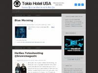 tokiohotelamerica.com Tokio Hotel - Official US Fanclub, Latest Posts, Band Bio
