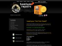 TomTom repair Centre UK