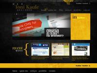 Toni Kaule - Webdesigner - Curitiba - PR
