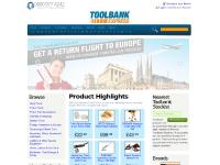 toolbank.com Products, Promotions, Stockists
