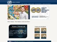 topaziocfi.com.br Início, Institucional, Produtos e Serviços