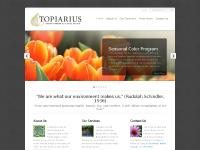 Topiarius Inc. | Urban Garden & Floral Design