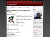 Top Miter Saws