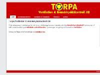 torpa-vent.se Besiktning, Ventilation, eldstäder
