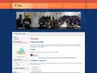 totalnet.tv.br Início, Institucional, Serviços