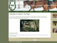 Touch 'N' Go Farm - Creating successful equestrian partnerships