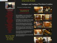 Antiques - Antique Furniture London - UK's Largest Antique Furniture Warehouse