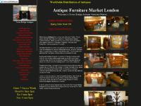 Antique Furniture London - Largest Antique Furniture Market