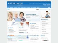 Practice, Services & Clinics, Prescriptions, Staff