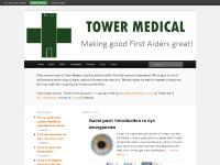 Tower Medical - HomeTower Medical | Making good first aiders great!