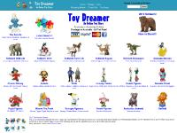 Toy Dreamer: An Online Toy Store with Smurfs, Schleich, Disney, Asterix & more...