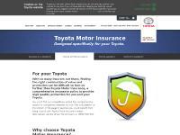 Toyota Ownership - Insurance | Toyota UK