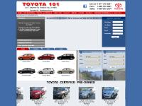 Toyota Dealer | Toyotas for Sale | San Francisco Bay Area | Toyota101