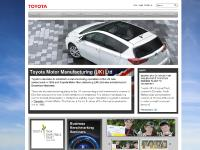 Biodiversity, Sustainable Plant, Links, Toyota UK