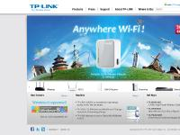 Welcome to TP-LINK