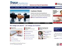 Vacancies, Trace Group Companies, Accreditations, In-house Payr