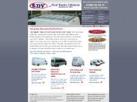 traderacks.co.uk van, roof rack, roof racks
