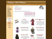 Traditions Doll Collection Wholesale Website