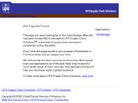 trans-border.com UPS Supply Chain Solutions, Brokerage, UPS Supply Chain Solutions