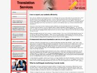 Translation Services | Translating Your Words