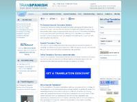 transpanish.biz Spanish Translation, Spanish Translation service, Spanish Translation services