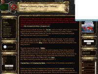 Travian Addiction test, Stargates Anti-Farmi..., Cool and helpful tools, Natalie's Random...