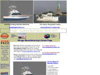 The New Mirage 32' Flybridge Dayboat, Mirage Trawlers, Archives, Sport Fish Boats