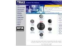 Industrial Curtains & Containment Products - TRAX Industrial Products