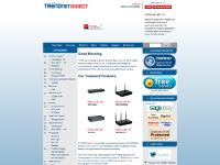 trendnetdirect.co.uk TRENDnetDirect, TRENDnet, IP Comms Ltd