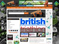 Find Triathlon Events - Triathlons - Duathlons - Aquathlons