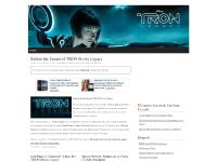 tronmovielegacy.com tron legacy movie, tron legacy website, tron legacy music