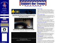 troopssupport.com Support Our Troops - An index of US Military Support Web Sites, Active Duty, Active Military
