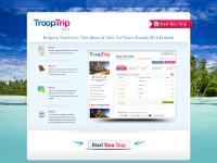 Social Group Travel Planner & Organizer | TroopTrip.com