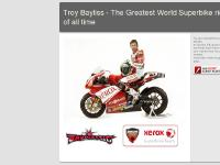 Troy Bayliss - The Greatest World Superbike rider of all time