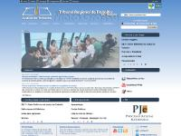 trt23.gov.br Abort, Início, Cidadão