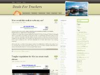 Deals For Truckers | Best Trucking Deals