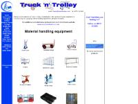 Trolleys, Distribution Cages, Benches, Scissor Lift