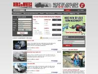 Buy New & Used Trucks & Equipment, Sell New & Used Trucks & Equipment - Deals on Wheels New Zealand