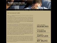 TrueEvangelism.com - Chris Wilkins - Church of God Evangelist