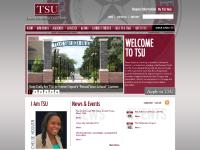 tsu.edu Administration, Athletics, Distance Education