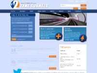 New Tunnel, Customer Services, Web Design Newcastle by Urban River