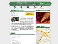 Dumpster - Waste Management - T&T Industry, Inc. - Maspeth - New York