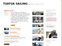 liten tuatuasailing.wordpress.com skärmbild