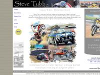 Tubb Art - Steve Tubb motorsport art from a motorsport enthusiast.