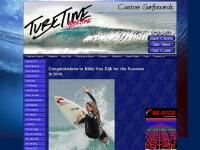 Tubetime Surfboards - Custom retail wholesale surfboard sales Gold Coast Byron Bay Australia