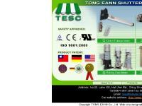 Tong Eann Shutters- Tubular Motor, Roller Shutter Operator, Control, Projection Screen, Skylight Shades, Sunshade, Rolling Door Motor, Shutter Operator Manufacturer