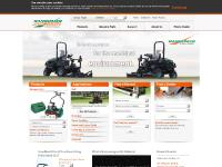 Fairway Mowers, Rough Mowers, Trim Mowers, Cushman Turf Truckster and Attachments