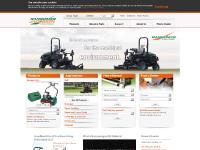 Fairway Mowers, Rough Mowers, Trim Mowers, Cushman Turf Truckster and Attachments