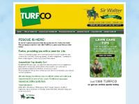 Turfco - leading Sir Walter Supplier - lawn replacement & lawn installation services - Turf Delivery across NSW.
